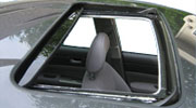 Sunroof Fitting